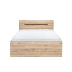 Elpasso łóżko 160 podwyższone