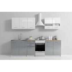 Kuchnia SET 200 cm - biały...
