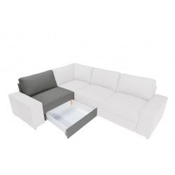 Moduł sofa Liam 1,5BK